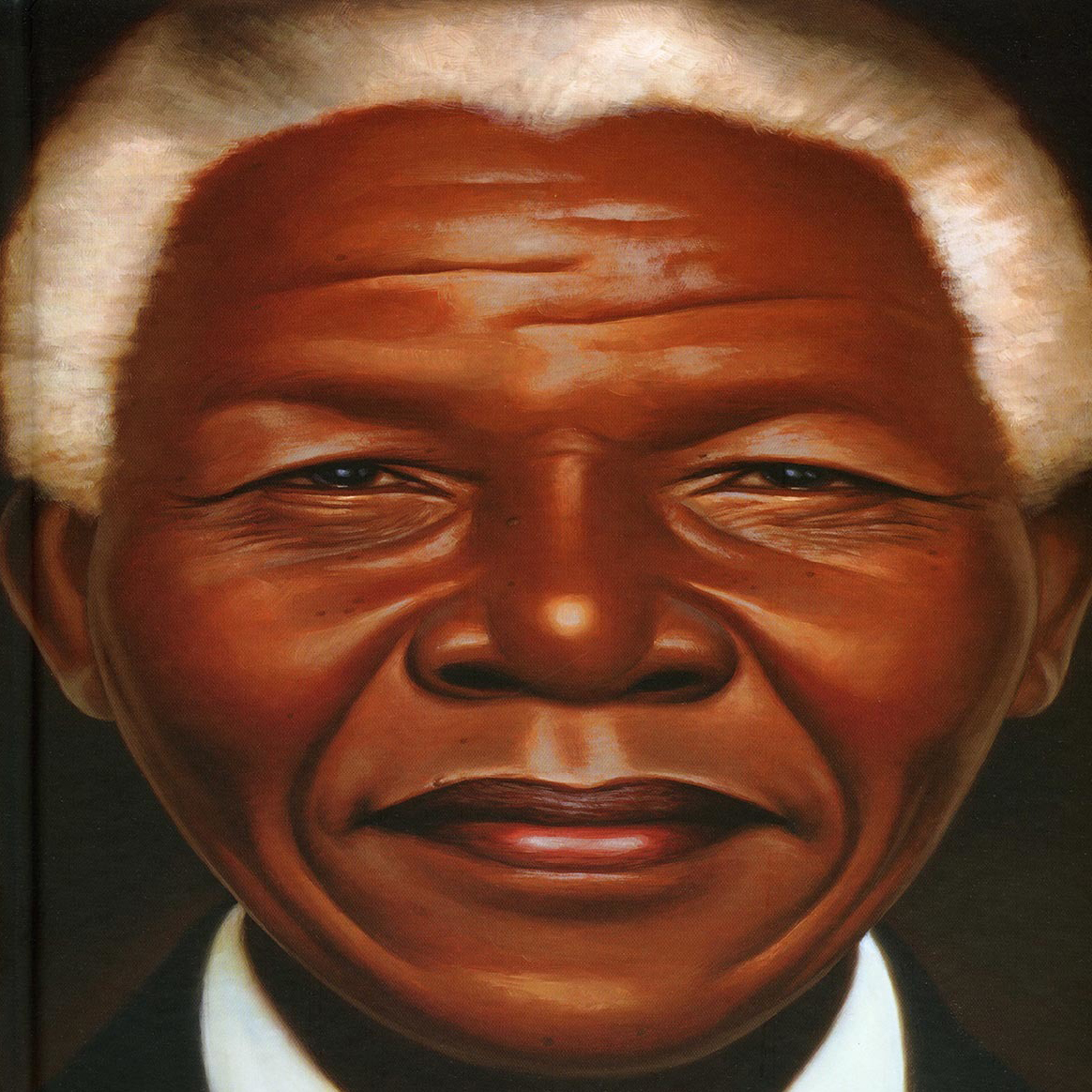 Printable Nelson Mandela Audiobook Cover Art