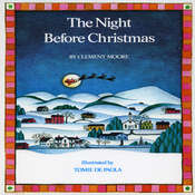 The Night Before Christmas Audiobook, by Clement C. Moore, Clement Clarke Moore