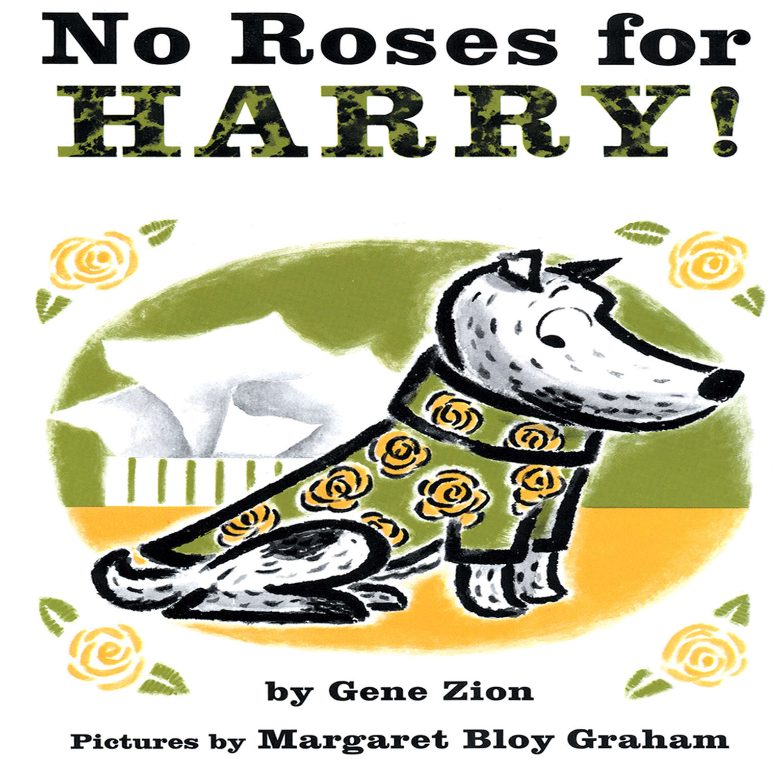 No Roses for Harry! Audiobook, by Eugene Zion