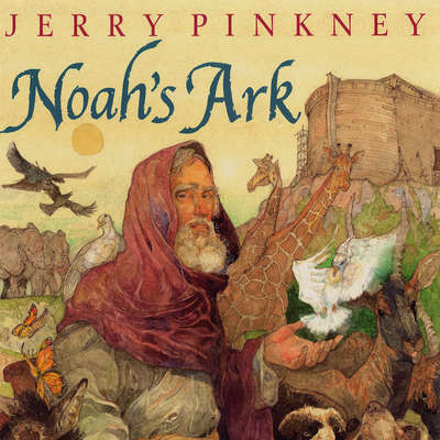 Noah's Ark Audiobook, by Jerry Pinkney