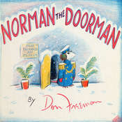 Norman the Doorman, by Don Freeman