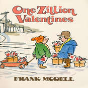 One Zillion Valentines Audiobook, by Frank Modell
