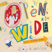 Open Wide: Tooth School Inside Audiobook, by Laurie Keller