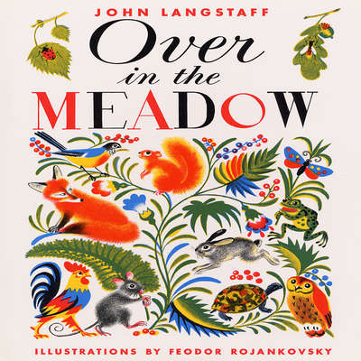 Over in the Meadow Audiobook, by John Langstaff
