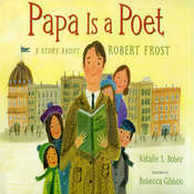 Papa Is a Poet: A Story about Robert Frost Audiobook, by Natalie S. Bober