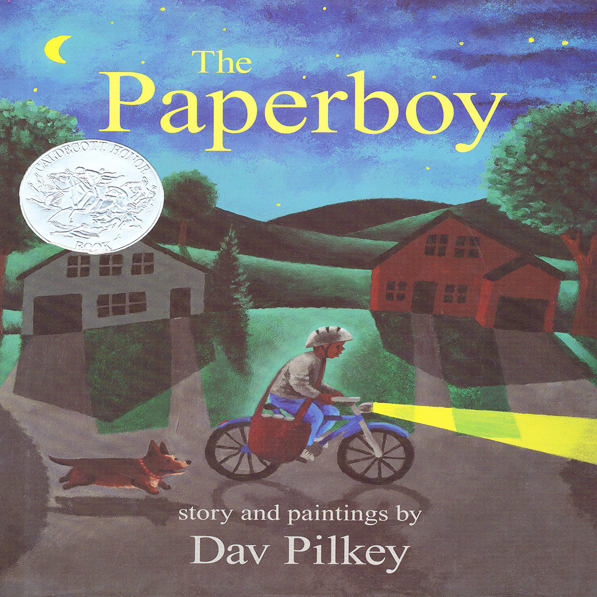 Printable The Paperboy Audiobook Cover Art