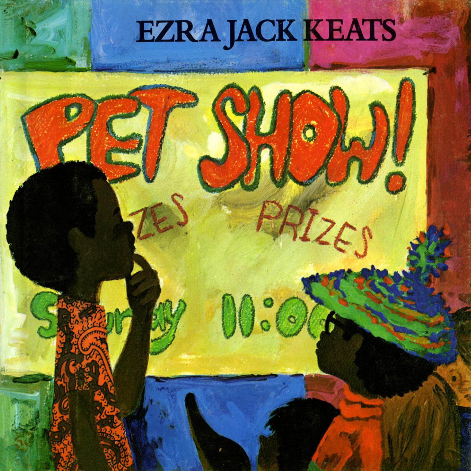 Pet Show! Audiobook, by Ezra Jack Keats