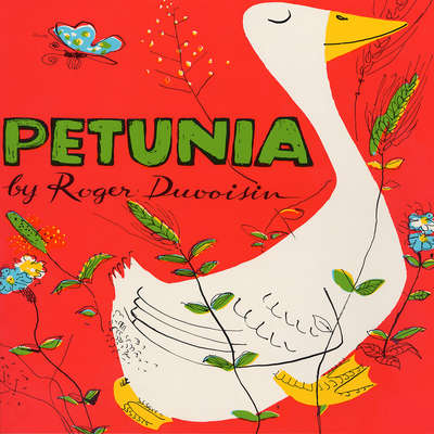 Petunia Audiobook, by Roger Duvoisin