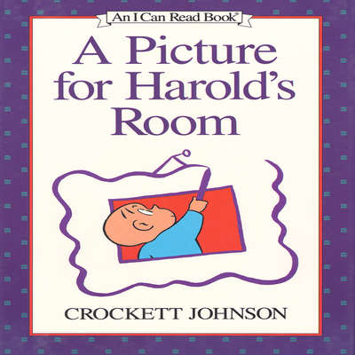 A Picture For Harold's Room Audiobook, by David Johnson  Leisk