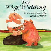 The Pigs' Wedding, by Helme Heine