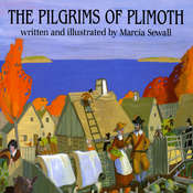 The Pilgrims of Plimoth Audiobook, by Marcia Sewall