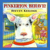 Pinkerton, Behave! Audiobook, by Steven Kellogg