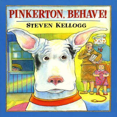 Pinkerton, Behave! Audiobook, by Steven Kellogg