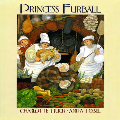 Princess Furball Audiobook, by Charlotte Huck