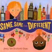 Same, Same but Different Audiobook, by Jenny Sue Kostecki-Shaw