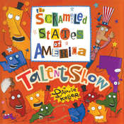 The Scrambled States of America Talent Show Audiobook, by Laurie Keller