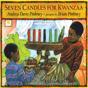 Seven Candles for Kwanzaa, by Andrea Davis Pinkney