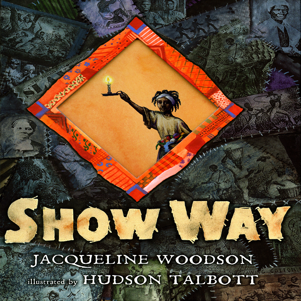 Printable Show Way Audiobook Cover Art