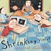 Shrinking Violet Audiobook, by Cari Best