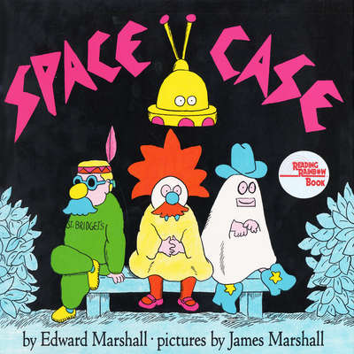 Space Case Audiobook, by James Edward Marshall