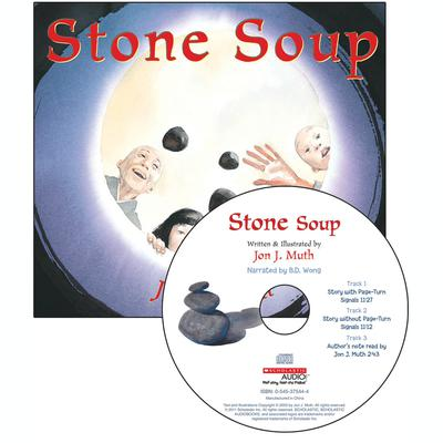 Stone Soup Audiobook, by Jon J. Muth