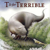 T Is for Terrible Audiobook, by Peter McCarty