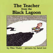 The Teacher From The Black Lagoon Audiobook, by Mike  Thaler