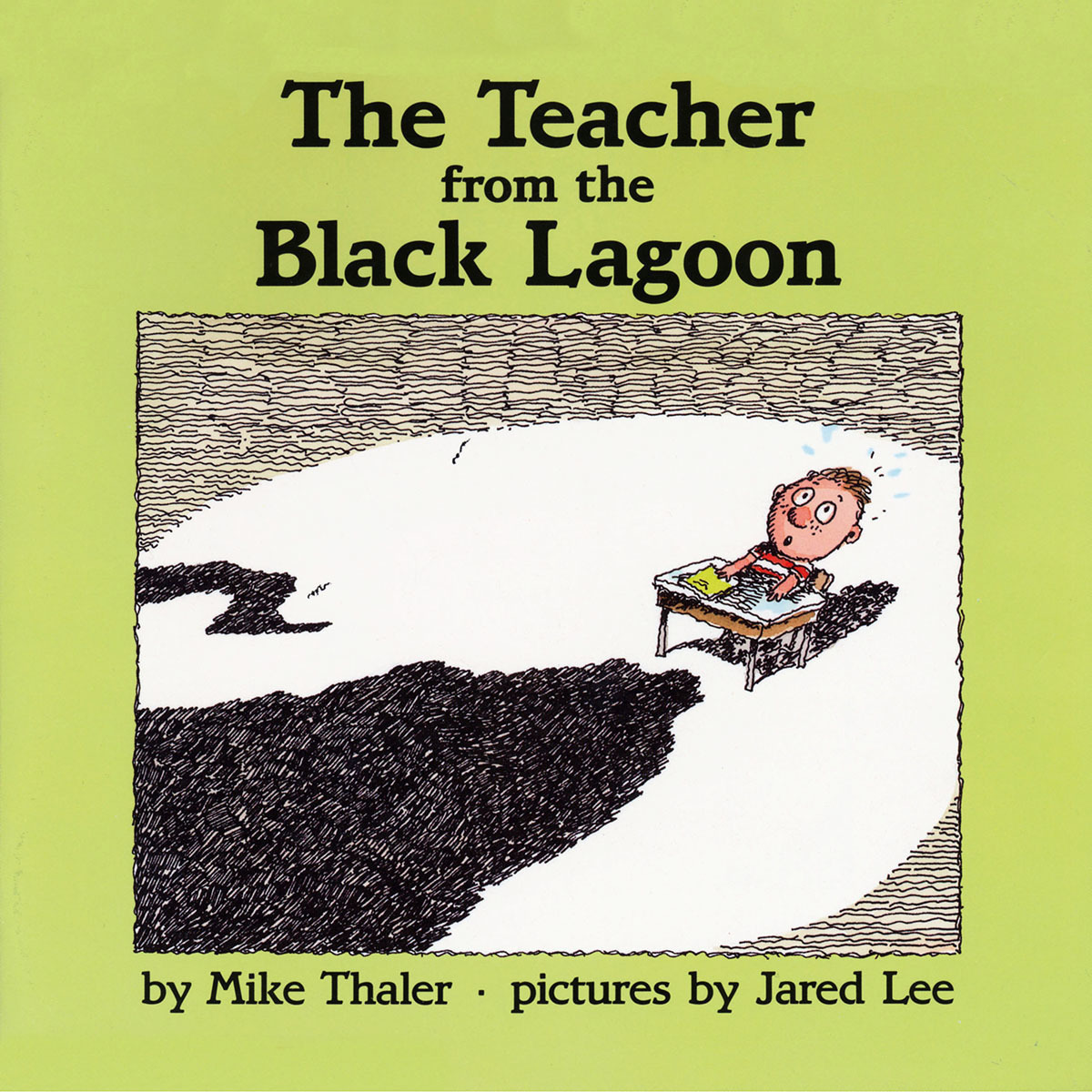 Printable The Teacher From The Black Lagoon Audiobook Cover Art