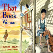 That Book Woman Audiobook, by Heather  Henson