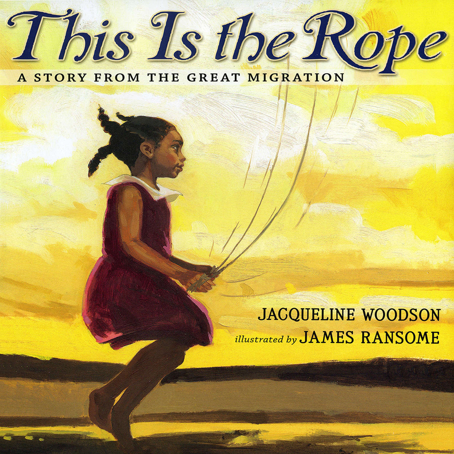 This is the Rope Audiobook, by Jacqueline Woodson
