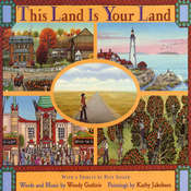 This Land Is Your Land Audiobook, by Woody Guthrie