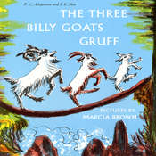 The Three Billy Goats Gruff  Audiobook, by P. C.  Asbjørnsen