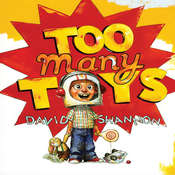Too Many Toys! Audiobook, by David Shannon