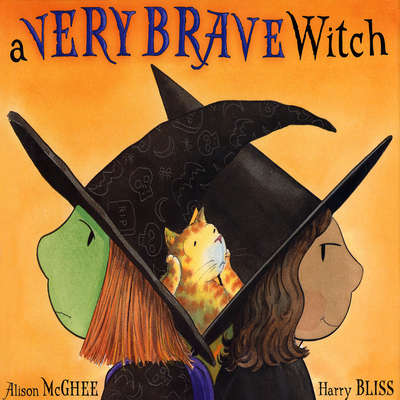 A Very Brave Witch Audiobook, by Alison McGhee