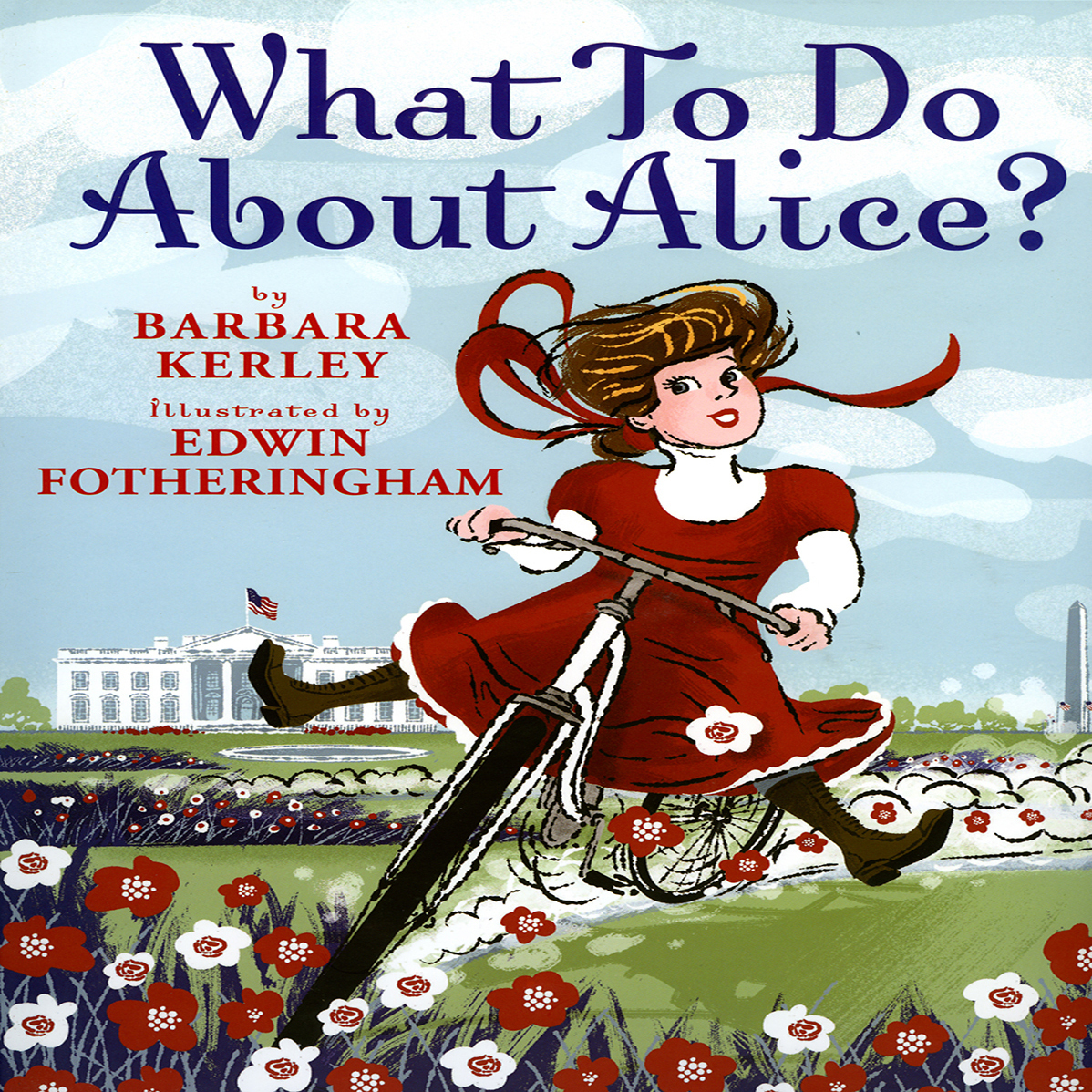Printable What to Do about Alice?: How Alice Roosevelt Broke the Rules, Charmed the World, and Drove Her Father Teddy Crazy Audiobook Cover Art