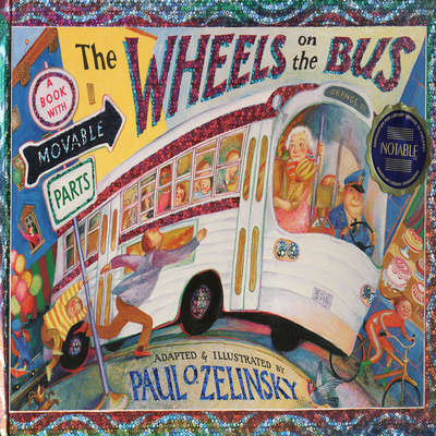 The Wheels on the Bus  Audiobook, by Paul O. Zelinsky