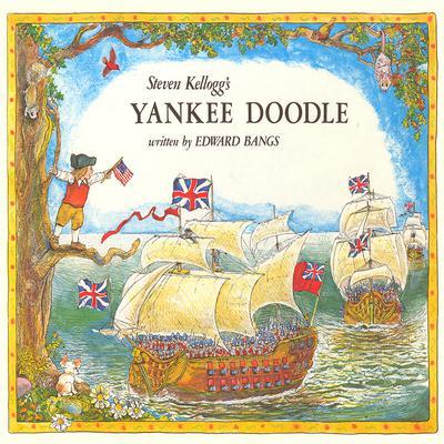 Yankee Doodle Audiobook, by Steven Kellogg