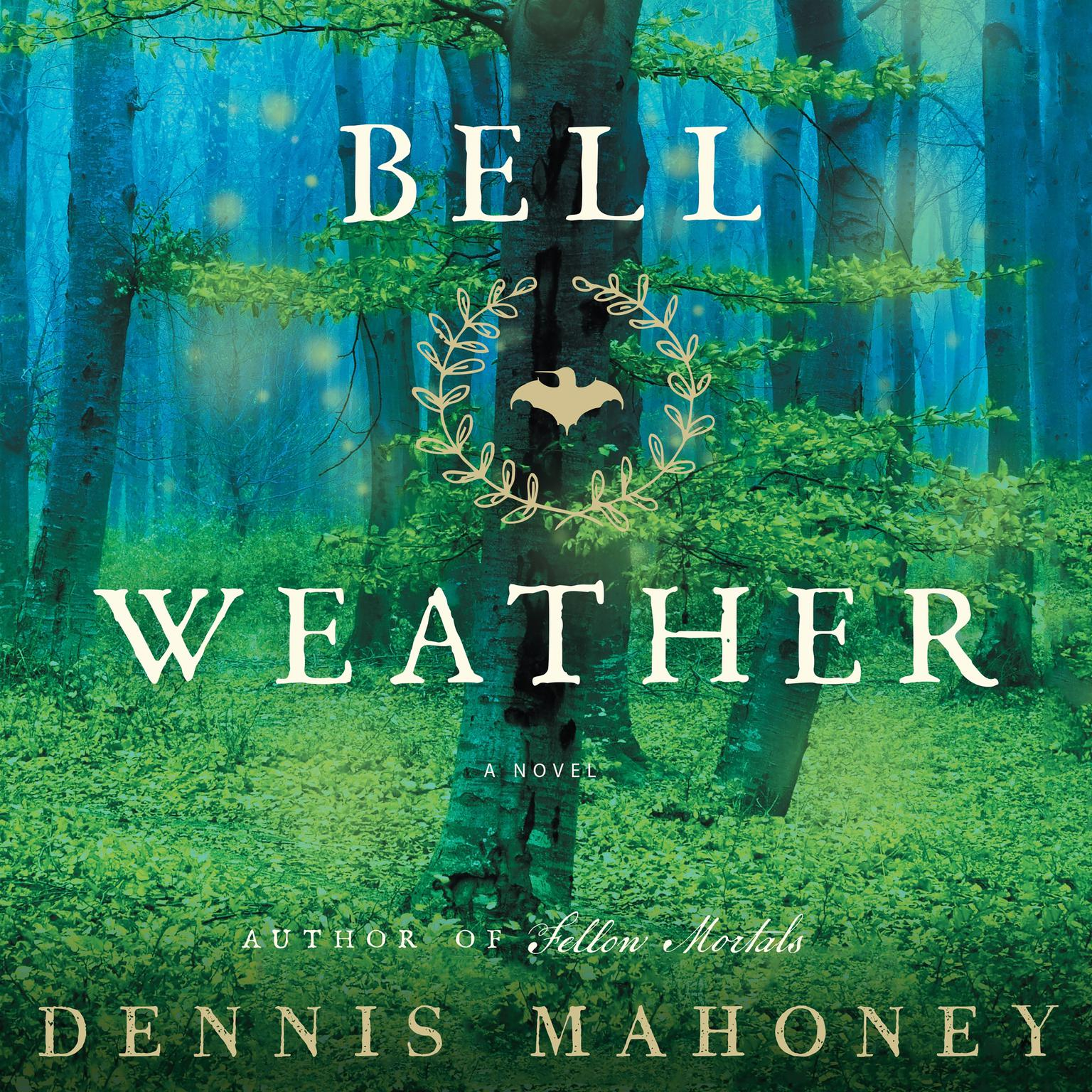 Printable Bell Weather: A Novel Audiobook Cover Art