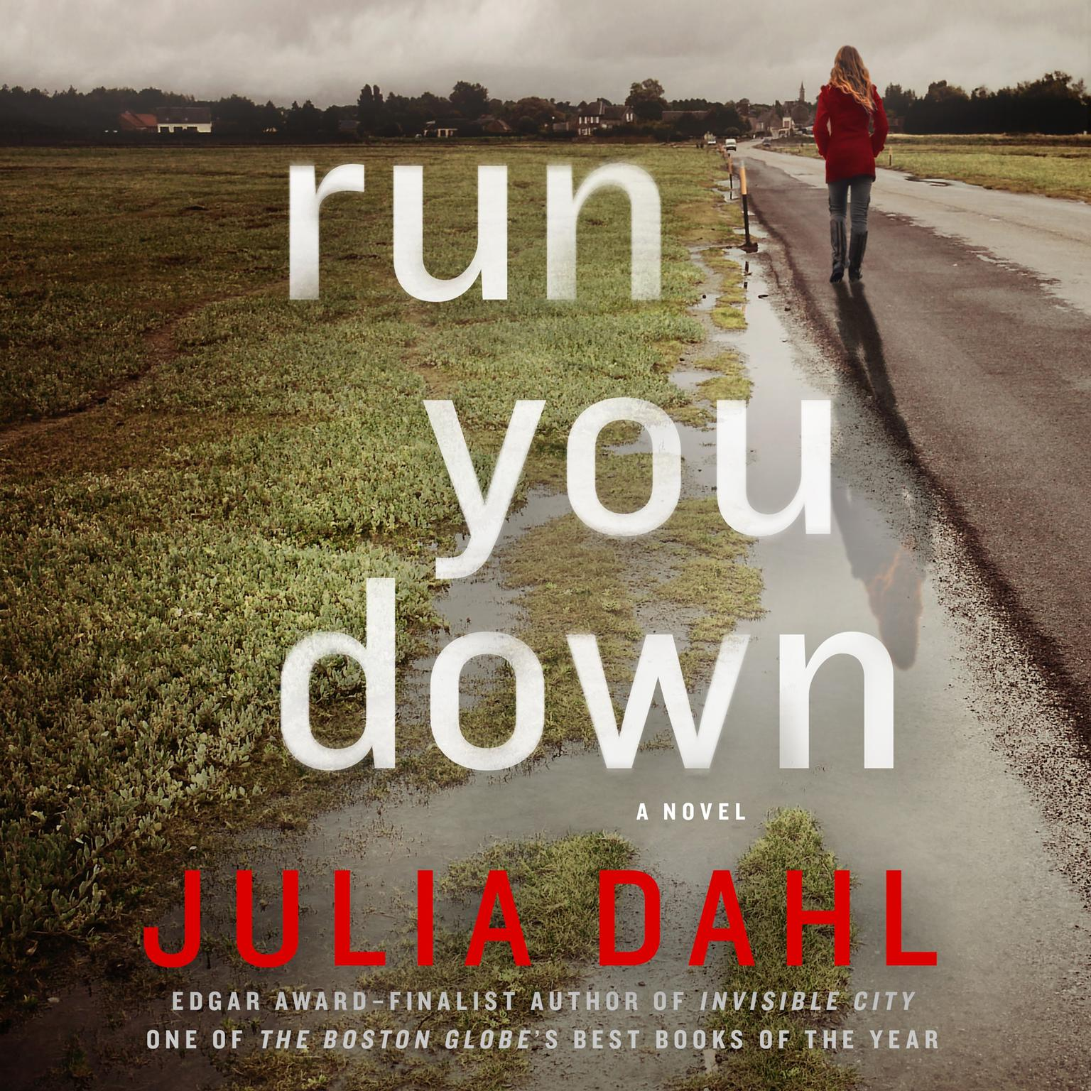 Printable Run You Down: A Novel Audiobook Cover Art
