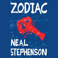 Zodiac Audiobook, by Neal Stephenson