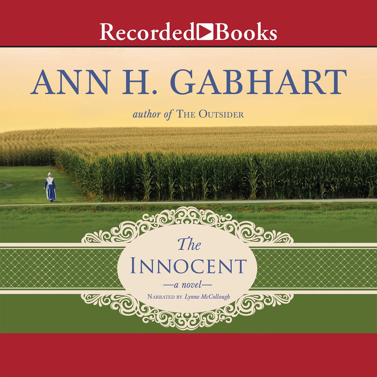 Printable The Innocent Audiobook Cover Art