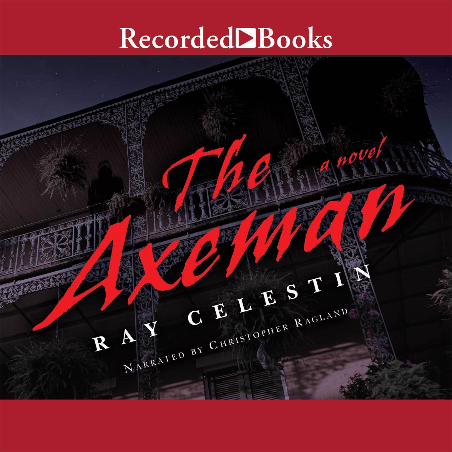 Printable The Axeman Audiobook Cover Art