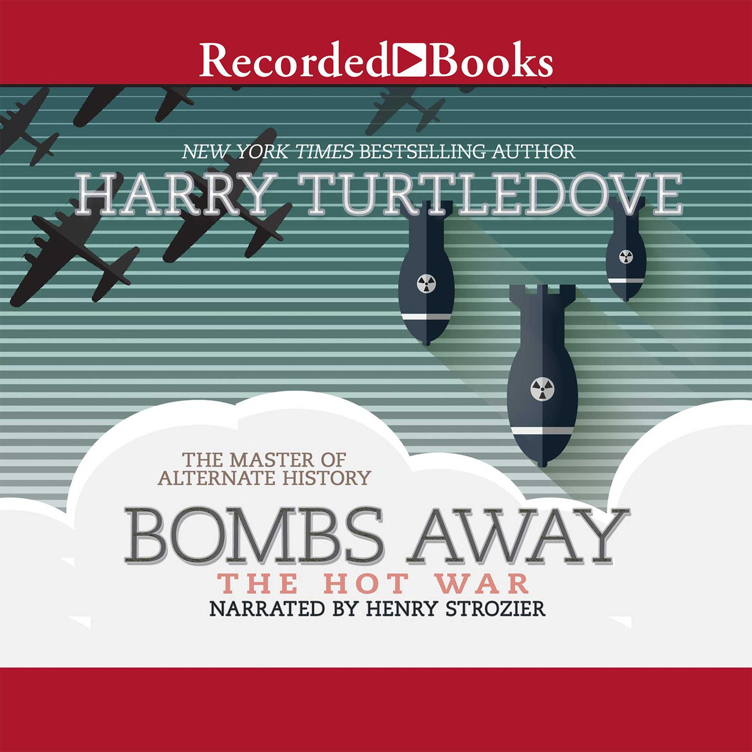 Printable Bombs Away Audiobook Cover Art