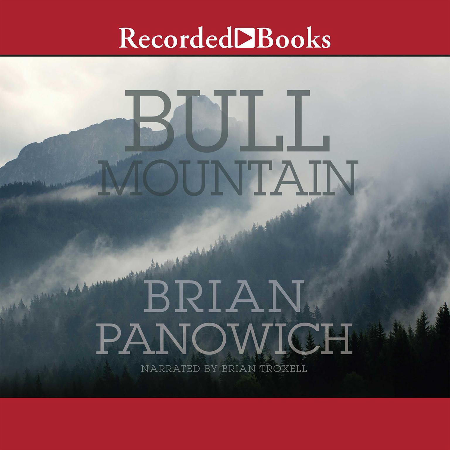 Printable Bull Mountain Audiobook Cover Art