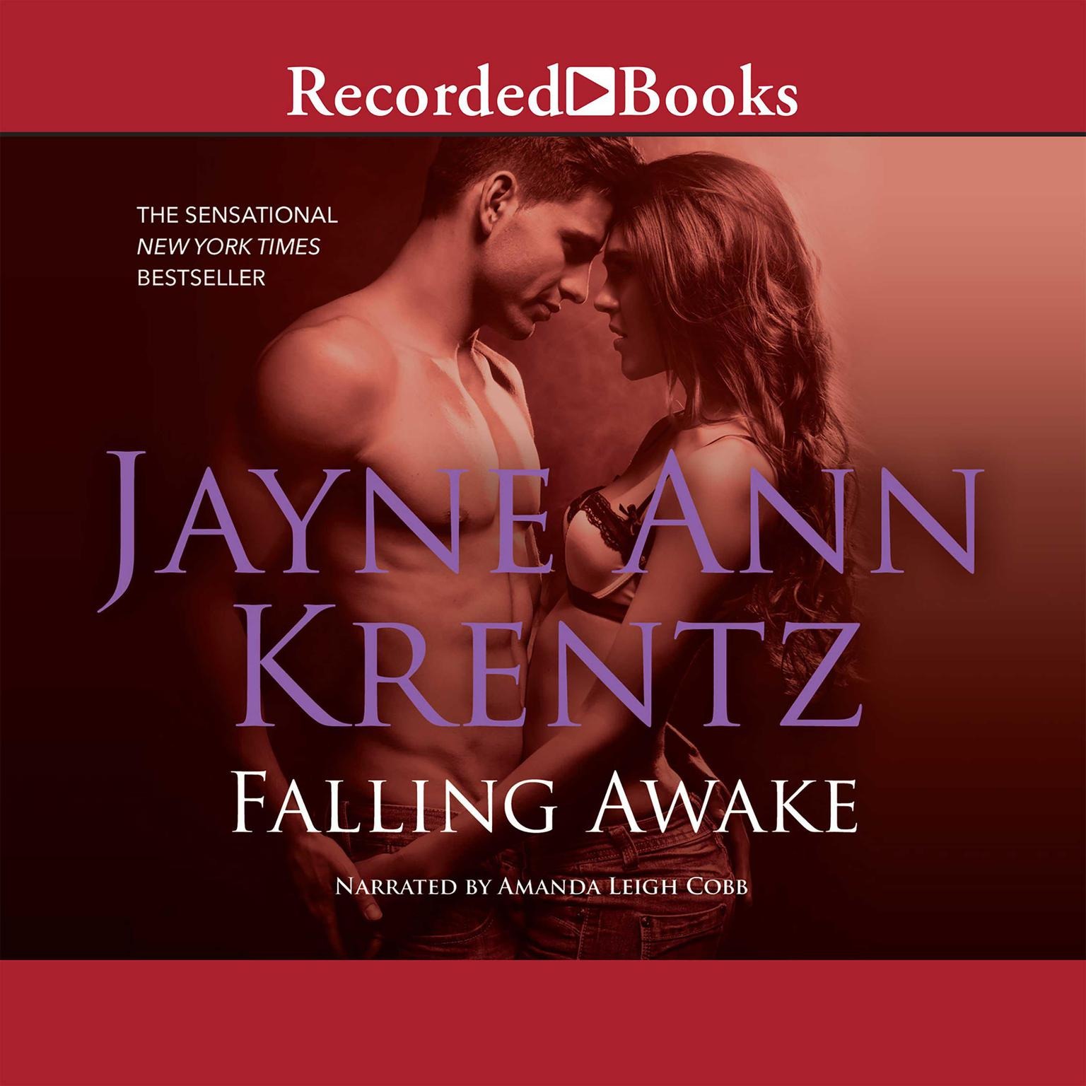 Printable Falling Awake Audiobook Cover Art