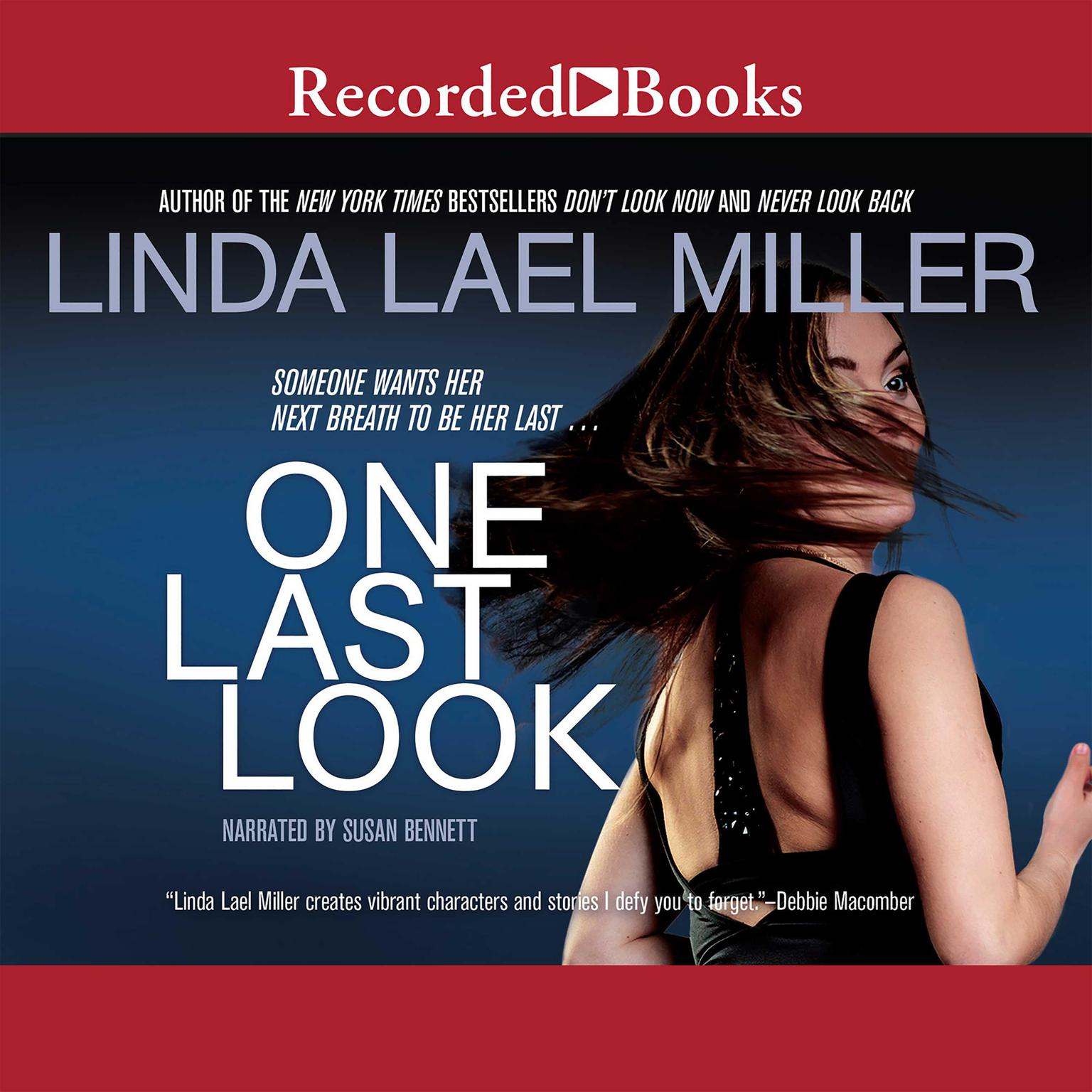 Printable One Last Look Audiobook Cover Art