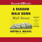A Random Walk Down Wall Street: The Time-Tested Strategy for Successful Investing, by Burton G. Malkiel