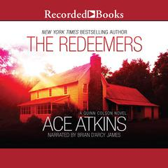 The Redeemers Audiobook, by Ace Atkins