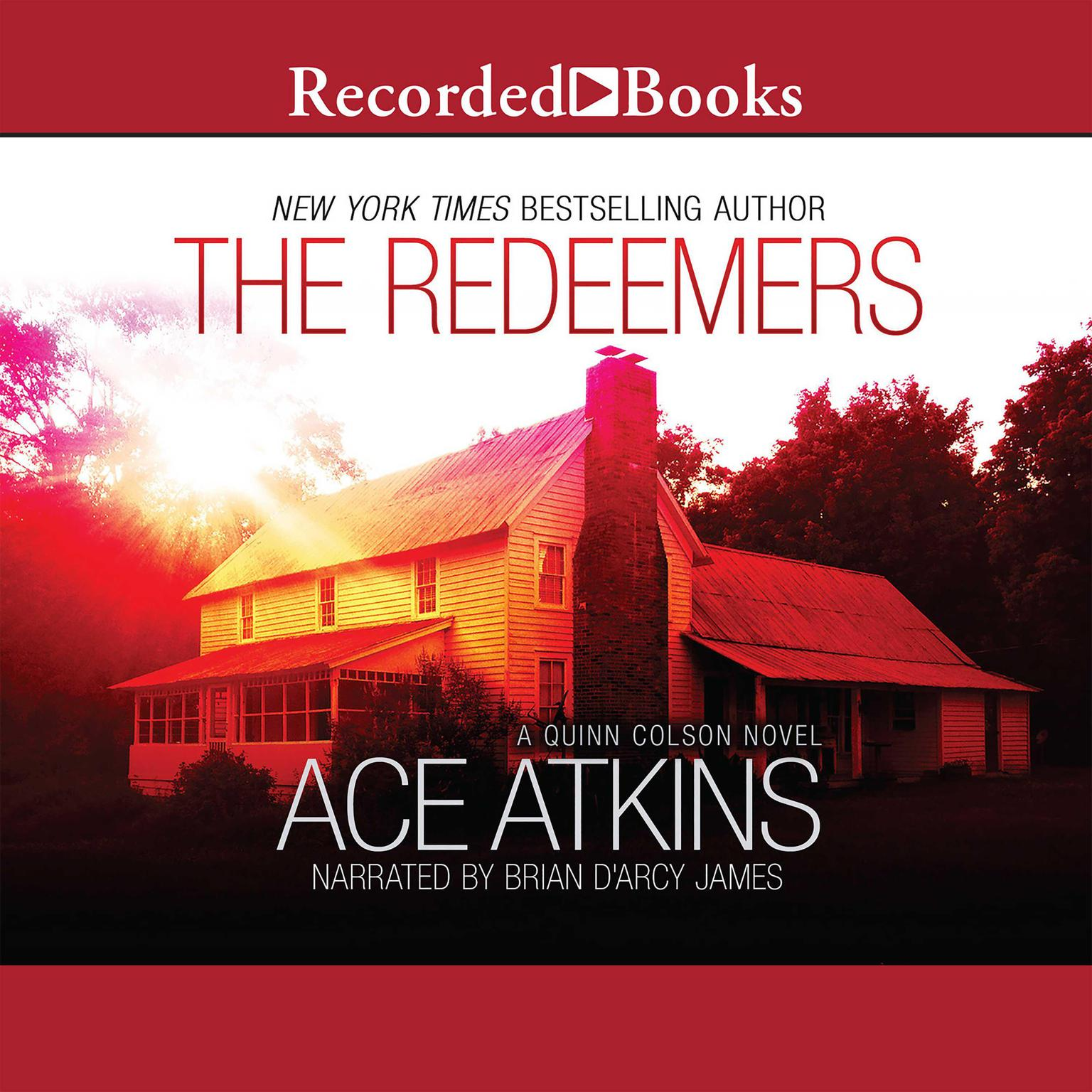 Printable The Redeemers Audiobook Cover Art