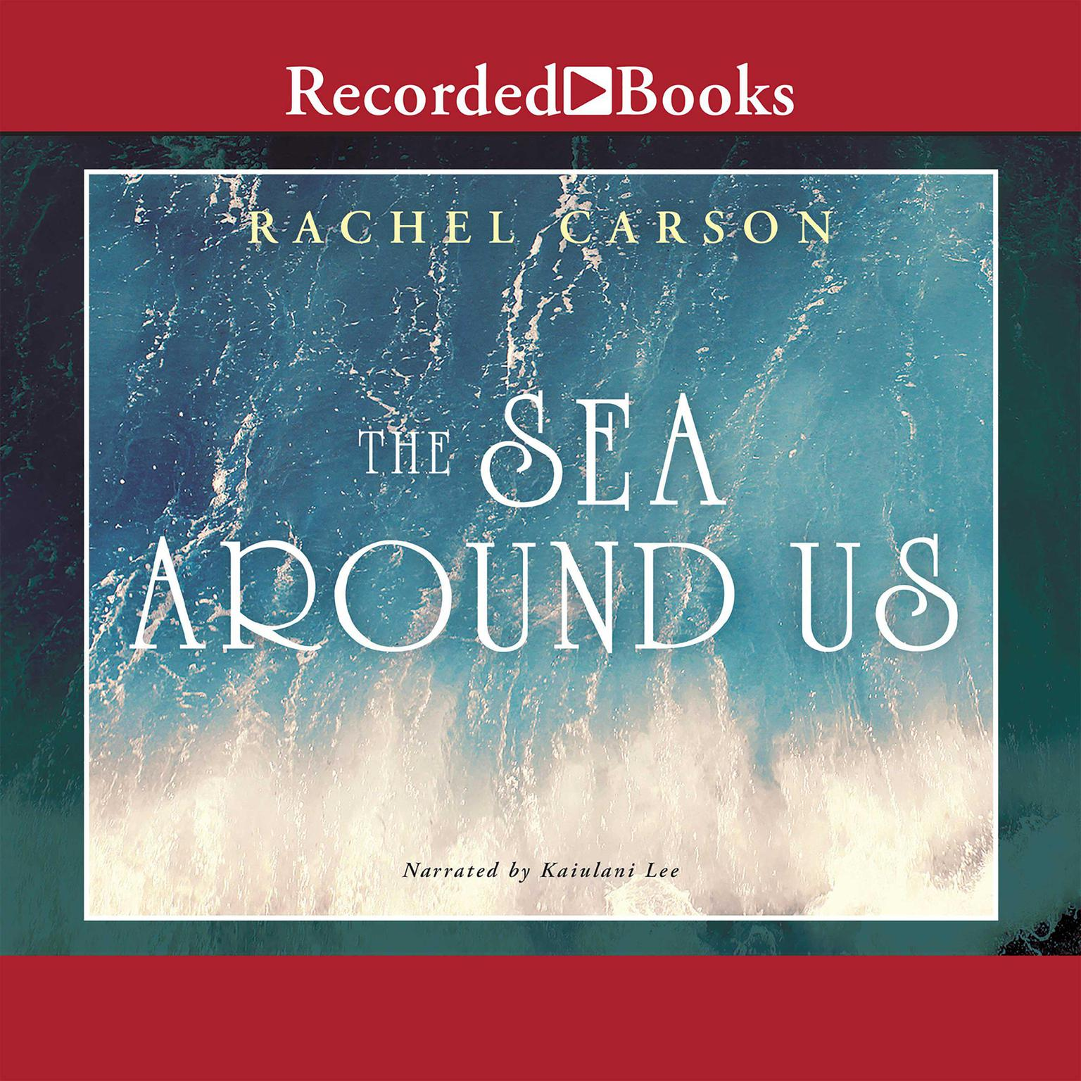 Printable The Sea around Us Audiobook Cover Art